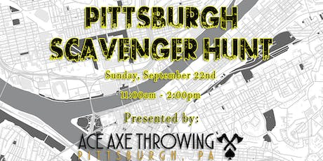 Pittsburgh Scavenger Hunt - 2019 tickets