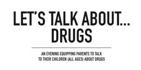 Let's Talk About... Drugs tickets