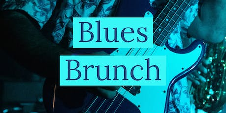 Blues Brunch with Adam Stack tickets