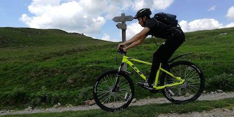 Intro to Mountain Biking tickets
