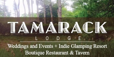 Rustic Bridal Show at Tamarack Lodge 12/8/19 tickets