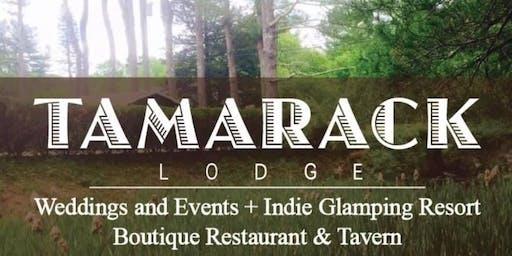 Rustic Bridal Show at Tamarack Lodge 12/8/19