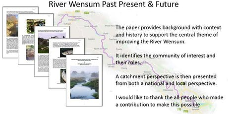 Wensum Stakeholders Workshop and Information Event tickets