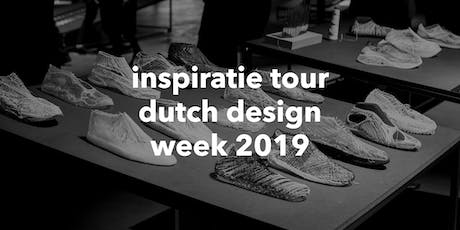 INC Dutch Design Week inspiratie tour 2019 tickets