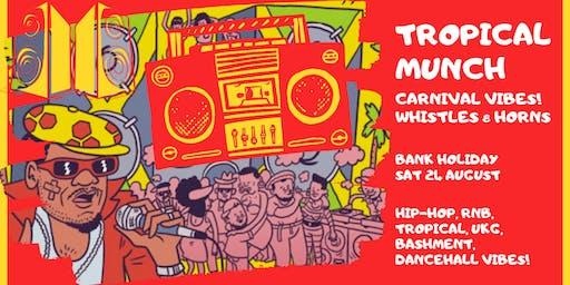 Tropical v Hip-Hop v UKG Carnival Special
