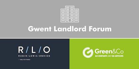 Gwent Landlord Forum tickets