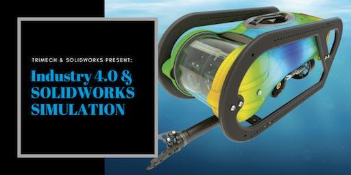 Industry 4.0 & SOLIDWORKS Simulation - Kernersville, NC (AM Session)