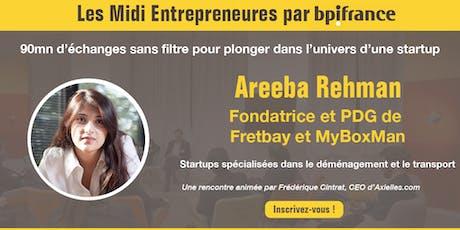 Midi Entrepreneures #9 billets