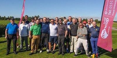 Mencap Liverpool & Sefton Annual Golf Day