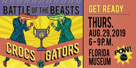 Battle of the Beasts: Crocs vs. Gators tickets