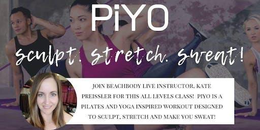 PiYo - Sculpt. Stretch. Sweat!