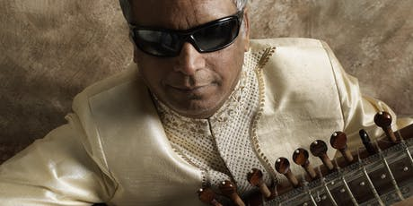 Baluji Shrivastav OBE - Seasons of India tickets