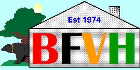 Berwickshire Federation of Village Halls AGM tickets