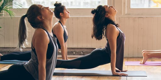 Sunday Yoga with Maggie August 18th
