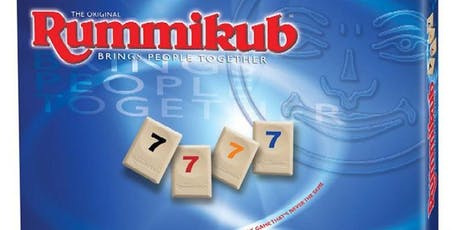 Rummikub night tickets