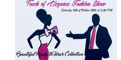 Touch of Elegance Fashion Show tickets
