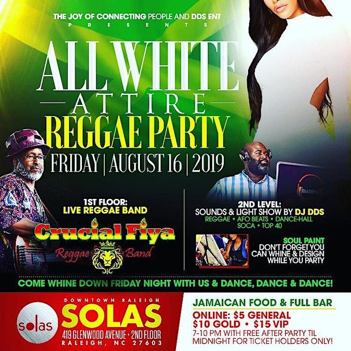 All White Attire Reggae Party image