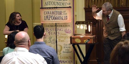 Willard & Wood: An Evening of Impossibilities