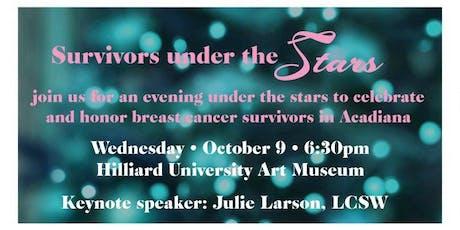Survivors under the Stars tickets