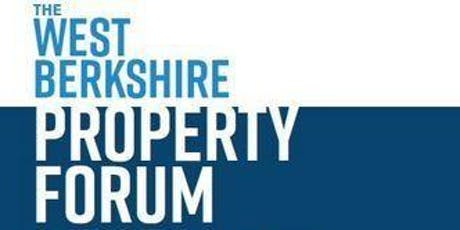 West Berkshire Property Forum - The Future of the High Street tickets