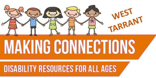 Making Connections West Tarrant 2019 - Exhibitor Registration