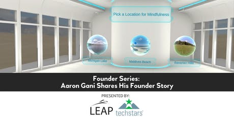 Founder Series: Aaron Gani Shares His Founder Story tickets