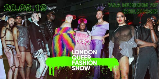 London Queer Fashion Show 2019