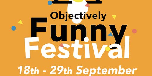 Objectively Funny Fest Rosie Jones, Jordan Brookes