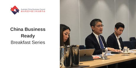 ACBC China Business Ready Breakfast - September tickets