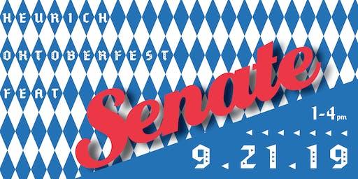 Heurich Oktoberfest: Senate Beer Style