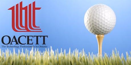 OACETT Niagara Chapter 12th Annual Golf Tournament tickets