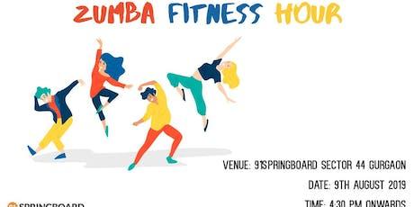 Zumba Fitness Hour biglietti