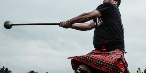 Peebles Highland Games