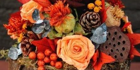 Floristry & Floral Design Course - Autumn Designs tickets