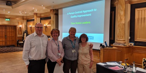 Celebration of Achievement: C&M Care Home Leadership Programme