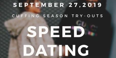 Speed Dating: Cuffing Season Tryouts