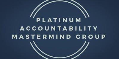 AUGUST 2019 PLATINUM ACCOUNTABILITY GROUP