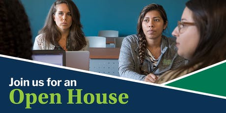 Join Us for an Open House tickets