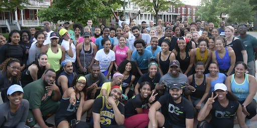 "DC Run Crew ""HIIT and RUN"" August Sessions (Anniversary Month)"