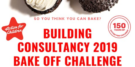 CBRE Building Consultancy 2019 Bake Off Challenge tickets