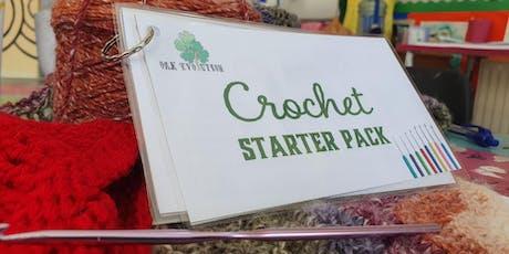 Crochet by Zan tickets