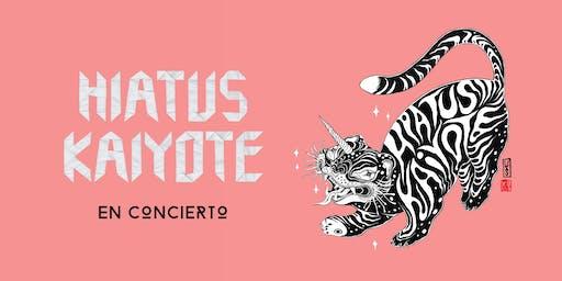 Hiatus Kaiyote en concierto | Barcelona