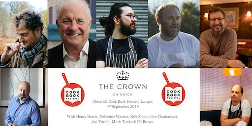 Chiswick Cookbook Festival at The Crown