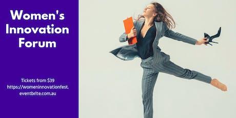 Women's Innovation forum tickets