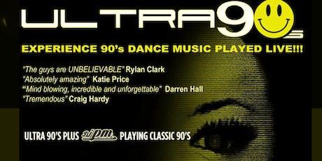 Ultra 90s night tickets