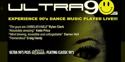 Ultra 90s night