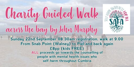 Bay Charity Walk with John Murphy
