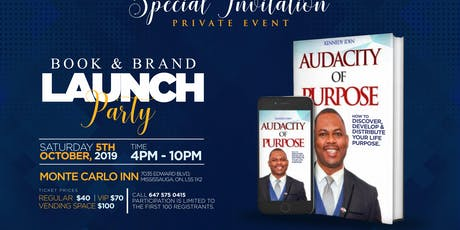 GET ELEVATED BOOK & BRAND LAUNCH, PARTY tickets