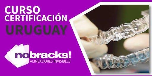 CERTIFICACIÓN EN ORTODONCIA INVISIBLE NOBRACKS! - URUGUAY - 20/09/2019