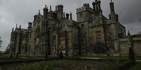 Margam Castle Ghost Hunt (South Wales ) £40 PP tickets